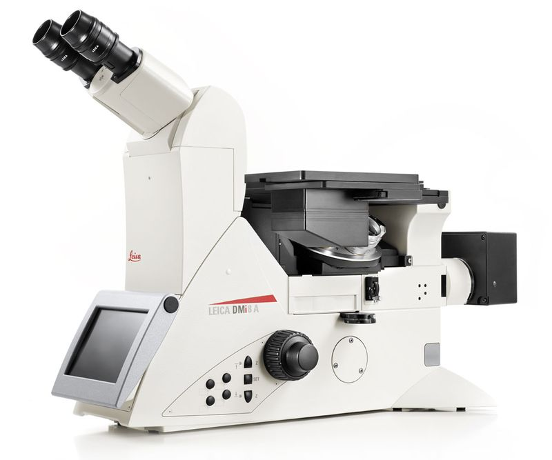 Leica DMi8 A Inverted Microscope