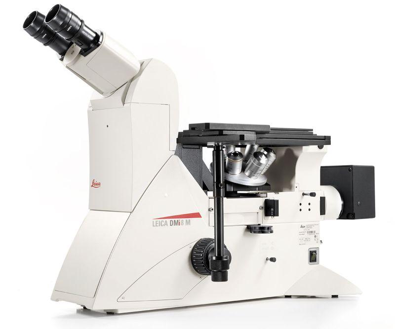 Leica DMi8 M Inverted Microscope